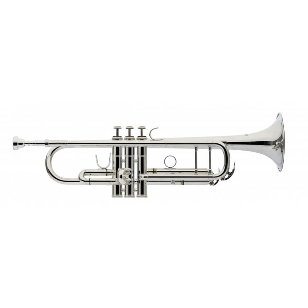 Levante LV-TR5201 Bb Trumpet - Silver