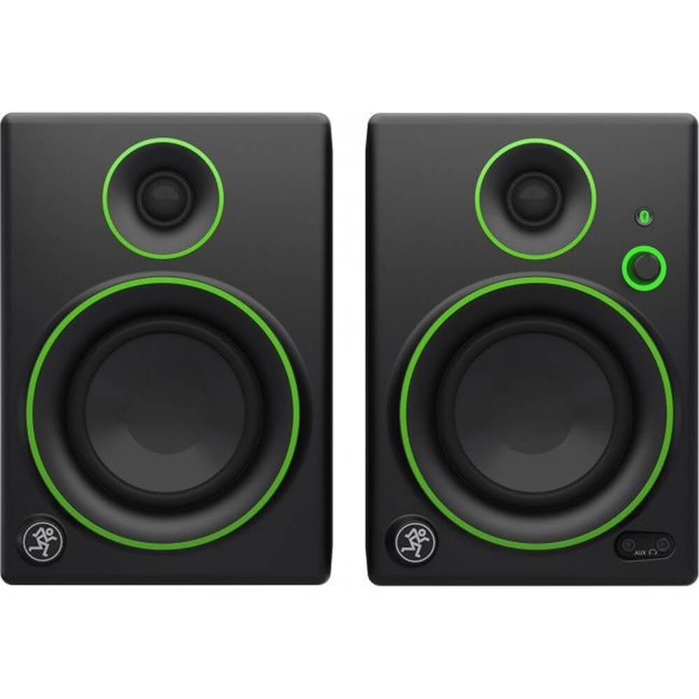 Mackie CR5BT Multimedia Monitors with Bluetooth