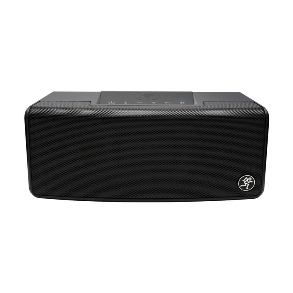 mackie freeplay go portable bluetooth speaker rich tone music. Black Bedroom Furniture Sets. Home Design Ideas