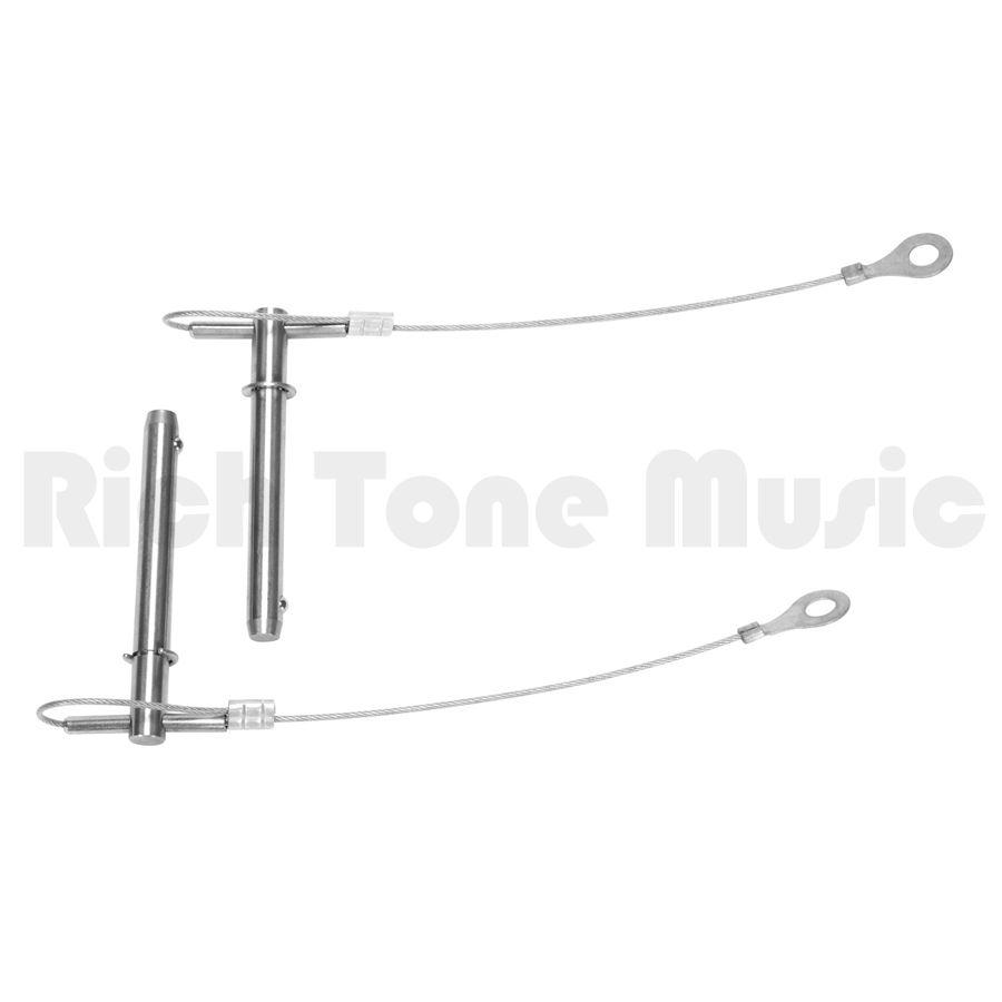 Mackie HDA Service Replacement Rigging Pin Kit and Lanyard