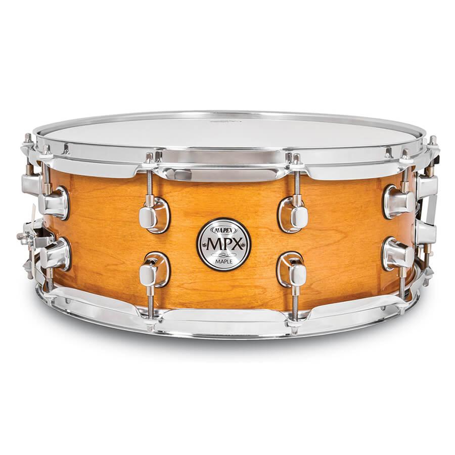 mapex mpx series mpml4550cnl snare drum rich tone music. Black Bedroom Furniture Sets. Home Design Ideas