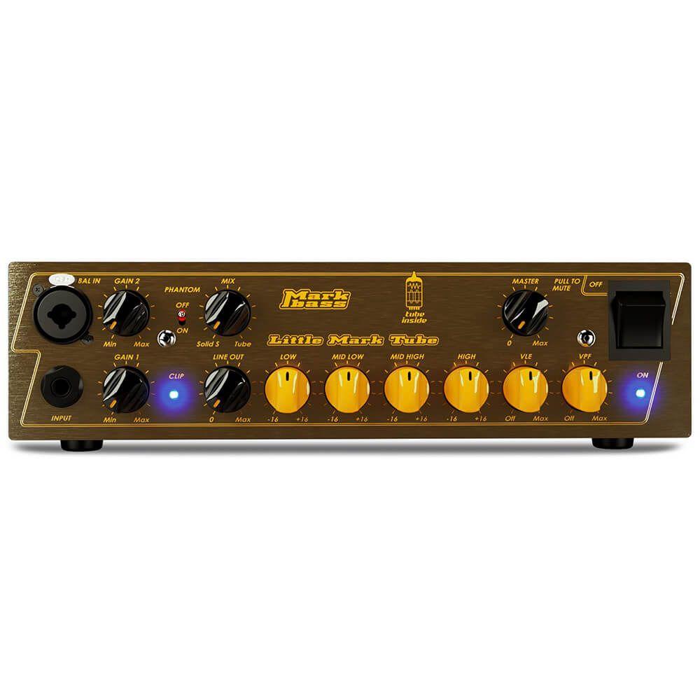Markbass Little Mark Tube Bass Head Amp