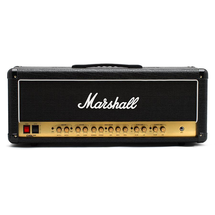 Marshall DSL100HR 100W Head