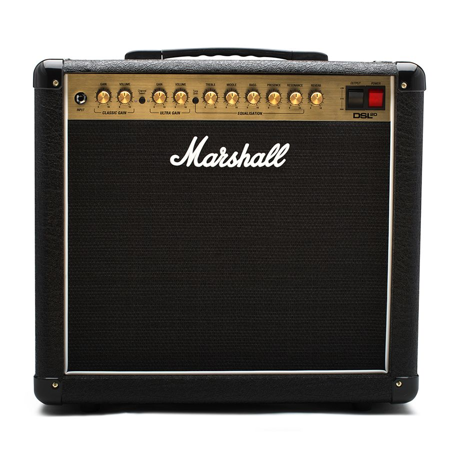 Marshall Dsl20cr Combo Amplifier Rich Tone Music