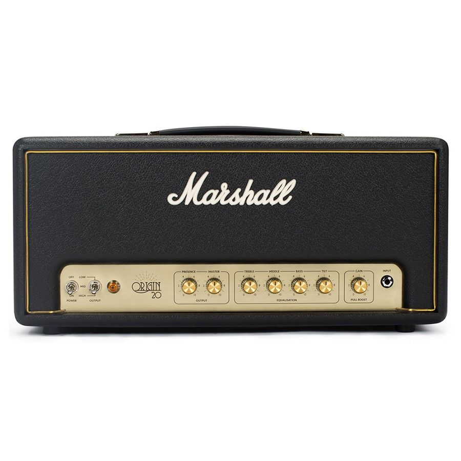 Marshall Origin ORI20H - 20W All-Valve Amplifier Head