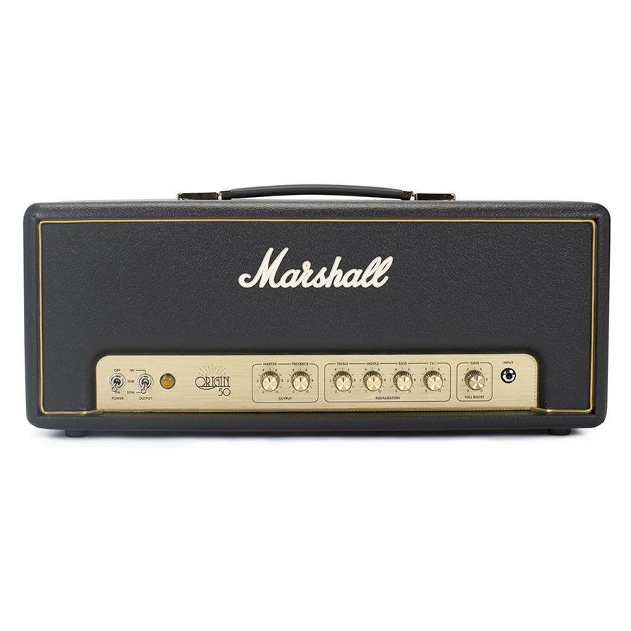 Marshall Origin ORI50H - 50W All-Valve Amplifier Head