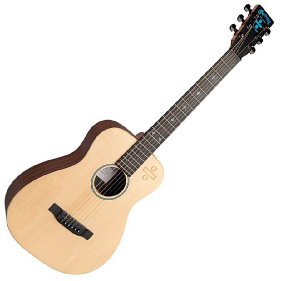 Martin LX1 Ed Sheeran Signature Guitar - ″Divide″