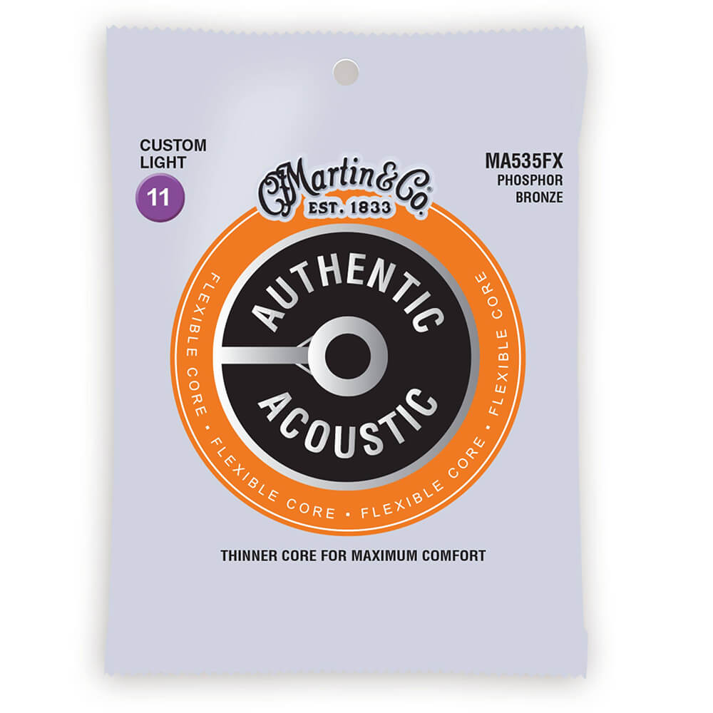 Martin MSP4850 SP Phosphor Bronze Medium Acoustic Bass Strings Free Shipping