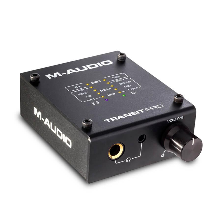 M Audio Transit Pro USB/DSD Converter