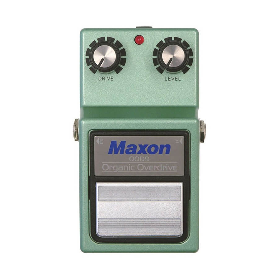 Maxon OOD-9 Organic Overdrive FX Pedal