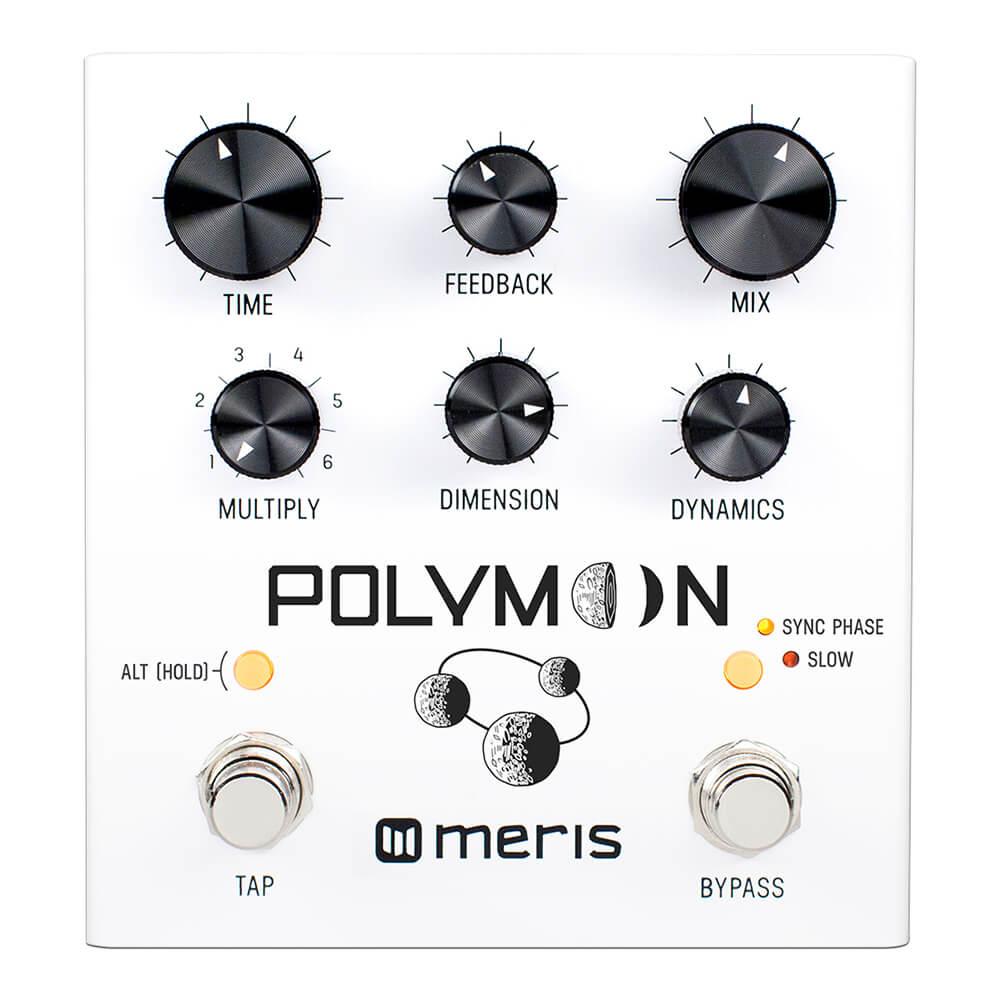Meris Polymoon Delay FX Pedal