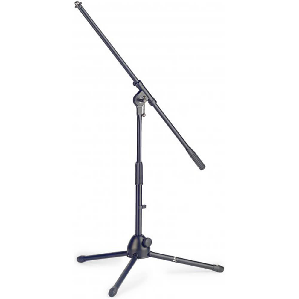 Stagg MIS-0804BK Low Profile 2-Section Microphone Stand