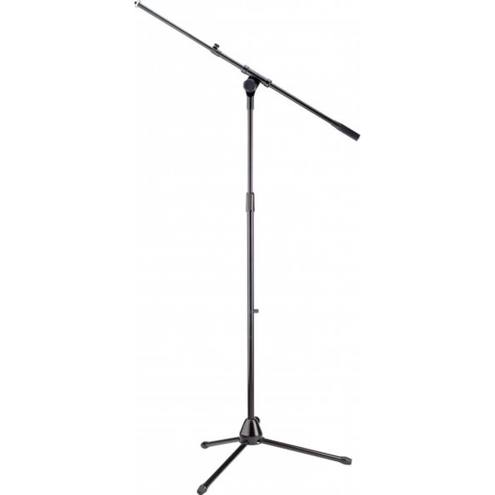 Stagg MIS-1024BK Telescopic Microphone Boom Stand