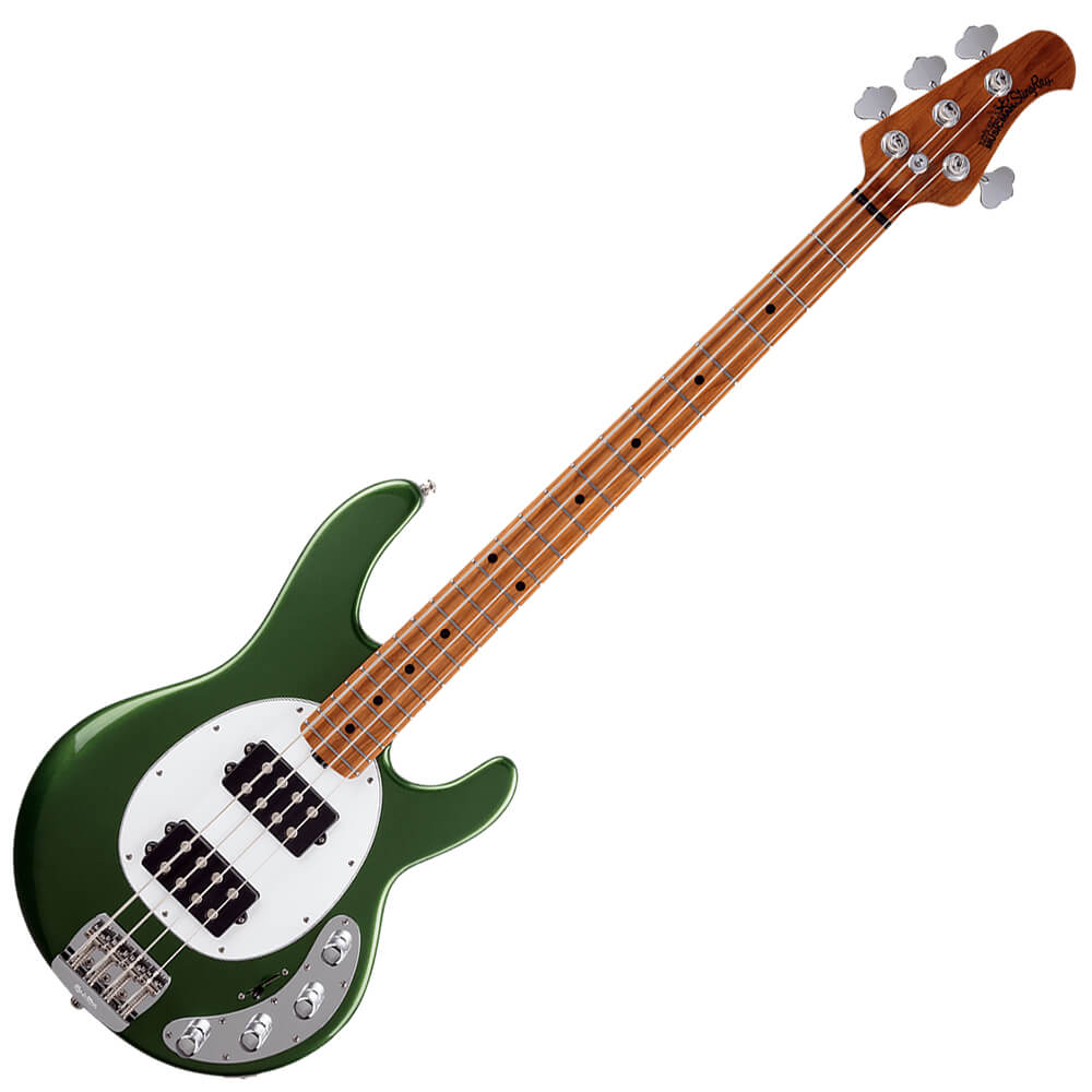 Music Man StingRay HH Special - RM - Charging Green
