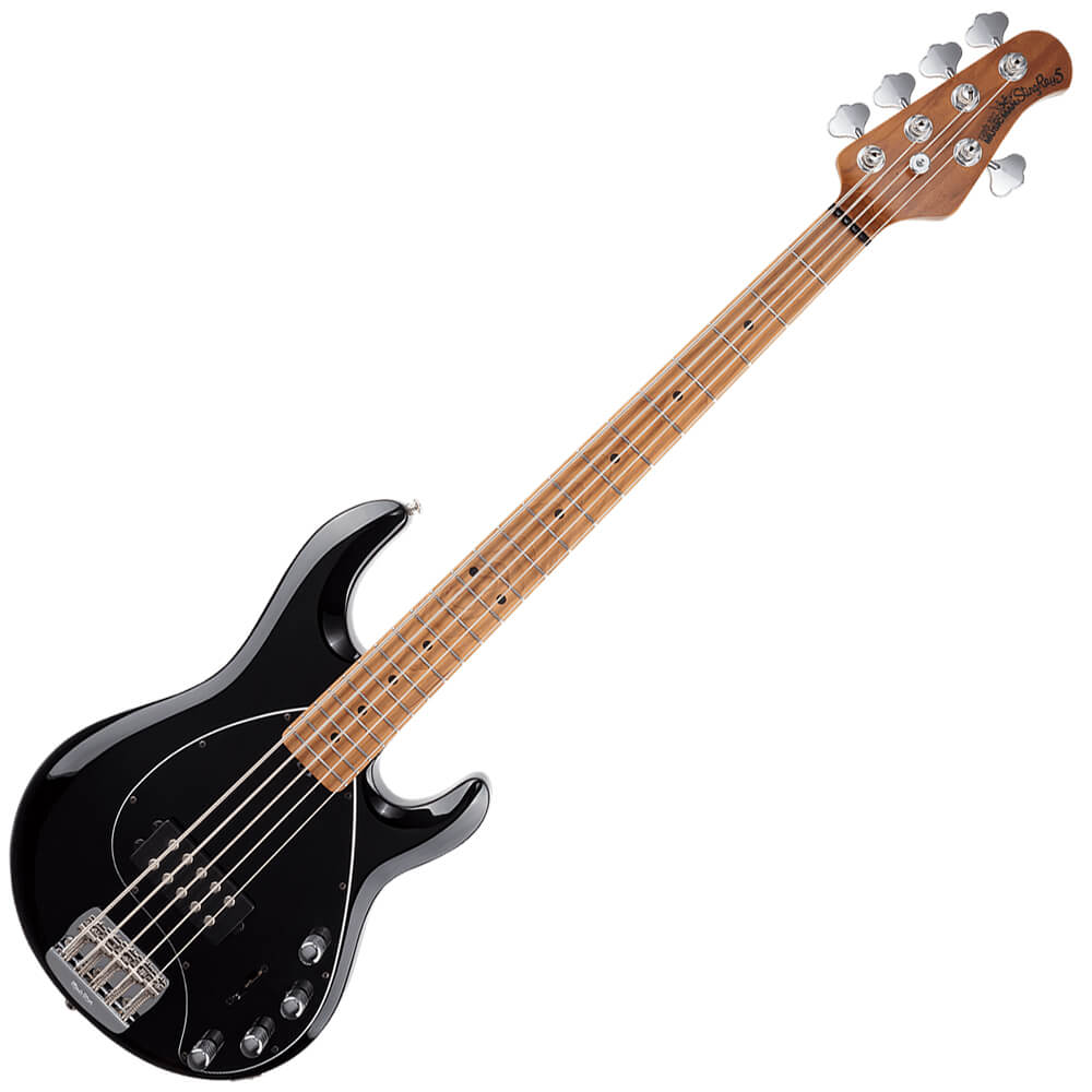 Music Man StingRay5 Special - RM - Black