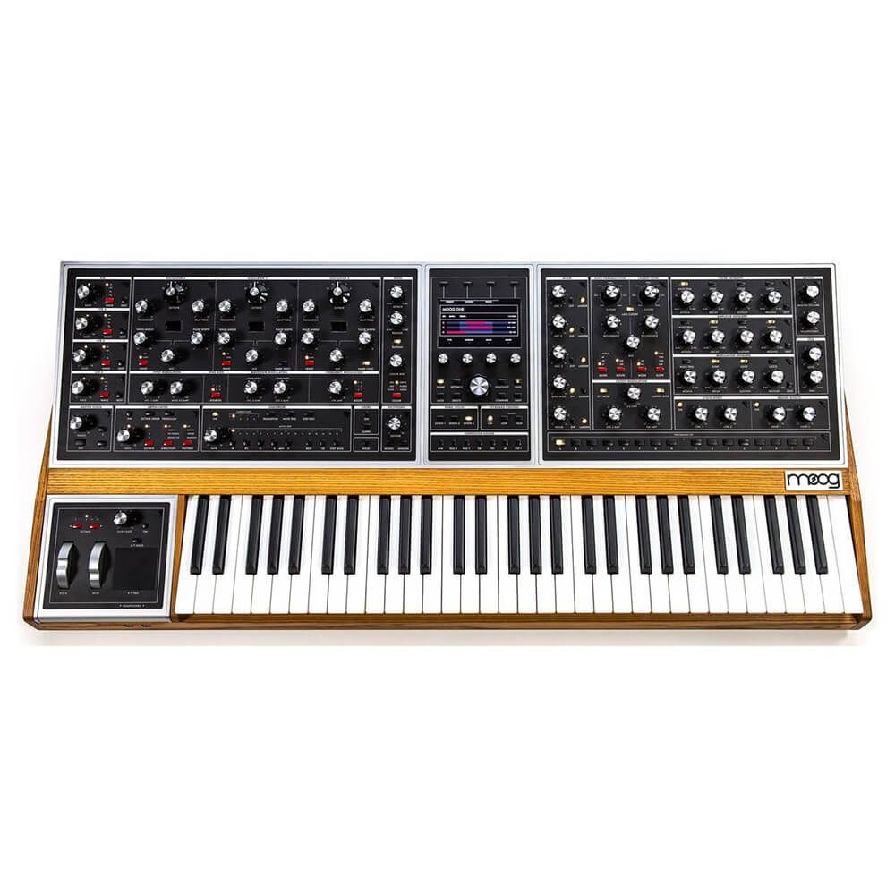 Moog One 8 Voice Analogue Polyphonic Synthesizer