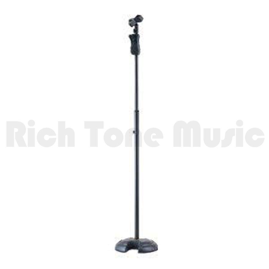 Hercules MS201B Straight Microphone Stand