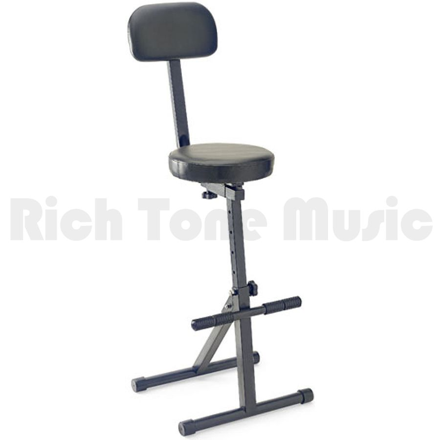 Stagg MT-300 BK Professional Multi-Purpose Musician's High-Throne