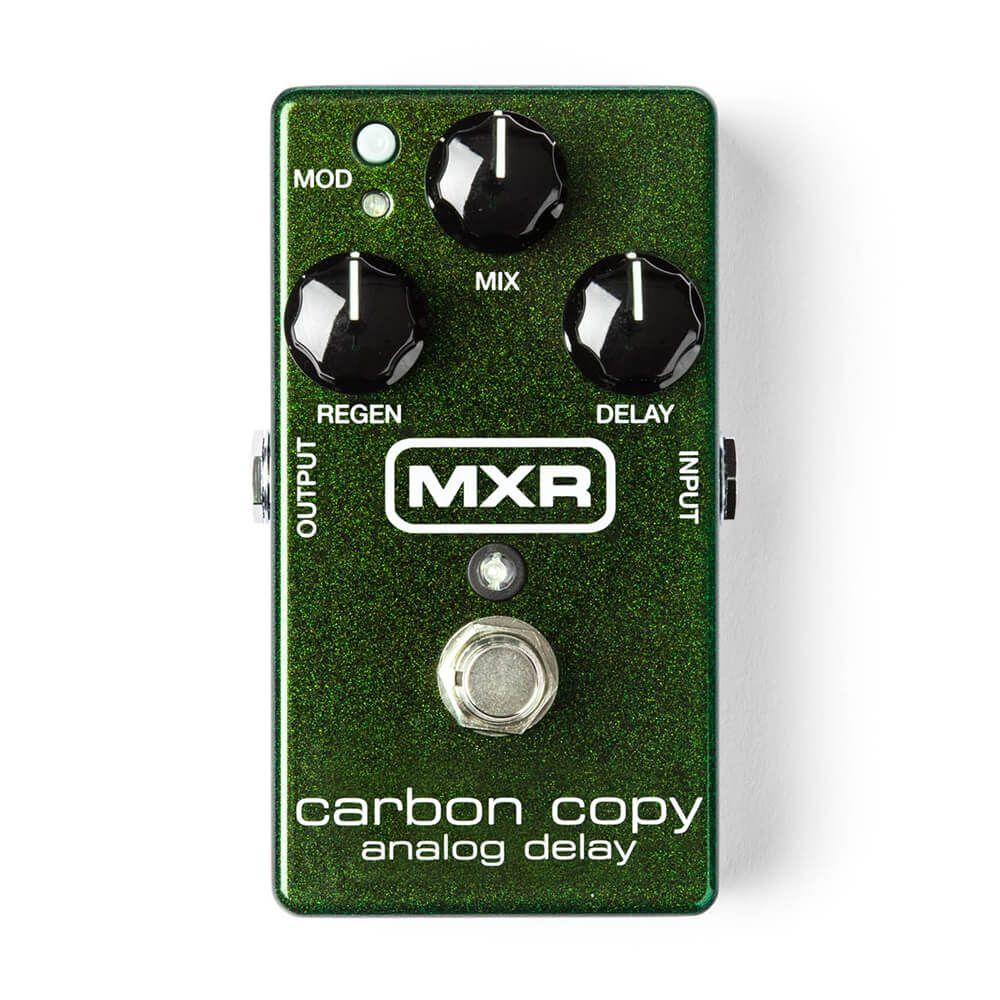MXR M169 Carbon Copy Analog Delay FX Pedal
