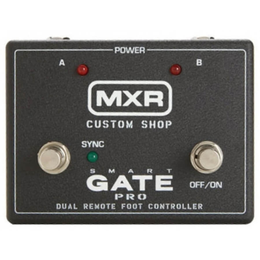 MXR Smart Gate Pro Footcontrol