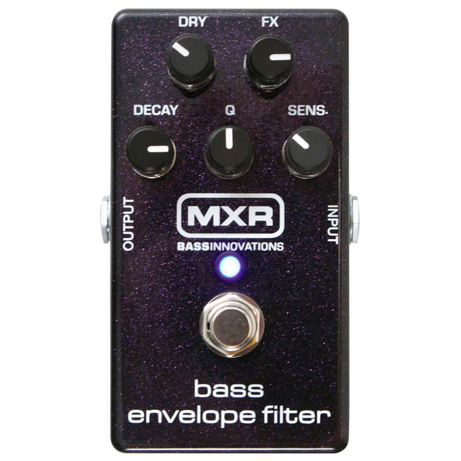 MXR Bass Envelope Filter FX Pedal