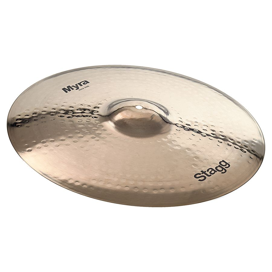 Stagg MY-RR21B 21″ Myra Brilliant Rock Ride Cymbal