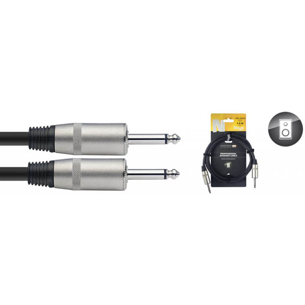 Stagg NSP1,5PP25R N-Series Professional Speaker Cable