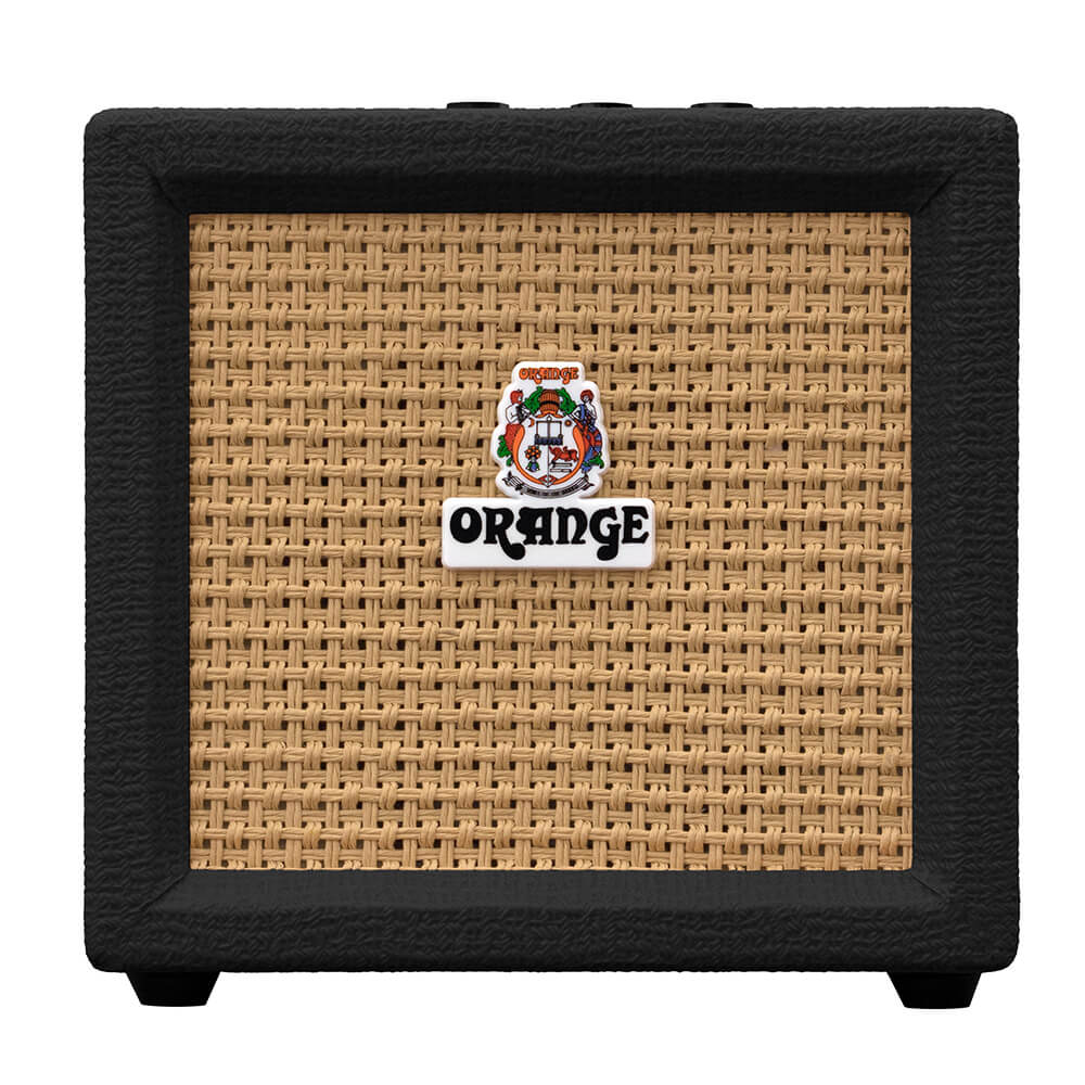Orange Crush Mini Guitar Amp - Black