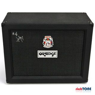 Orange Jim Root Signature PPC212 - 2x12 Speaker Cabinet