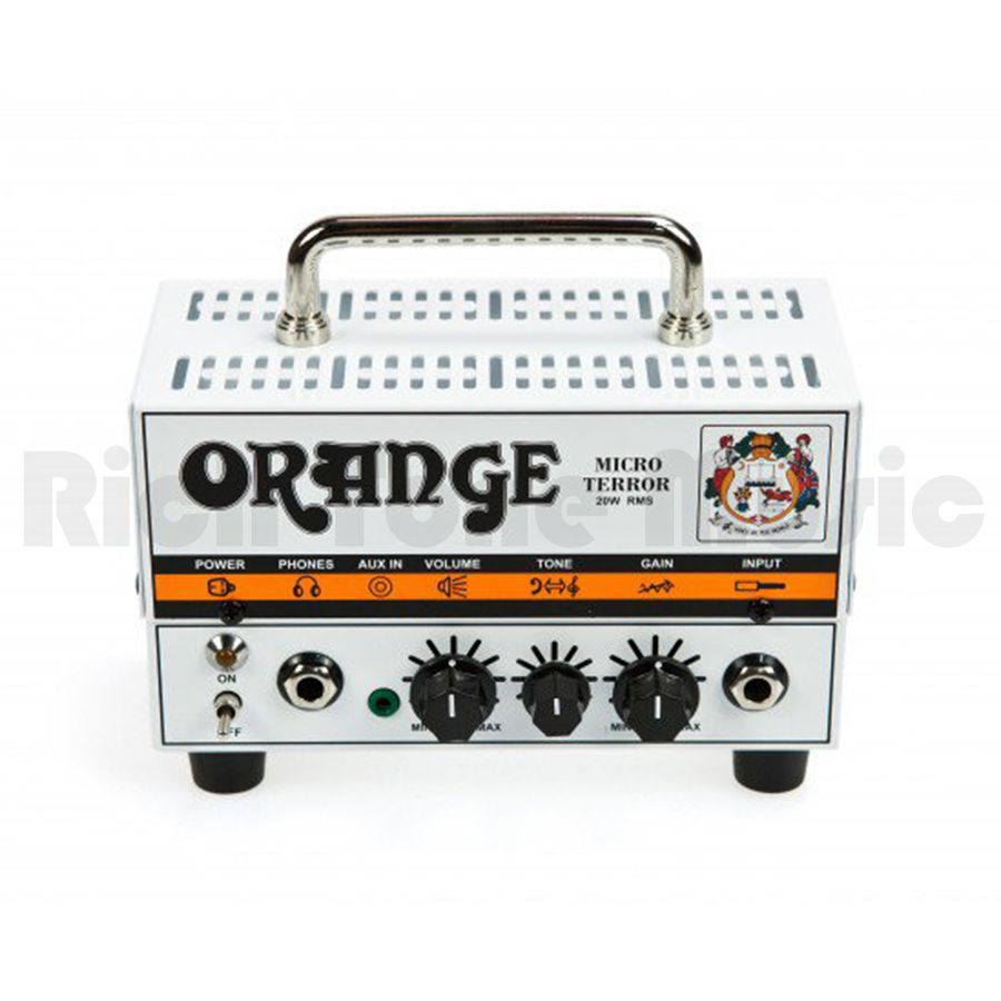 Orange Micro Terror - 20 Watt - Guitar Amplifier Head
