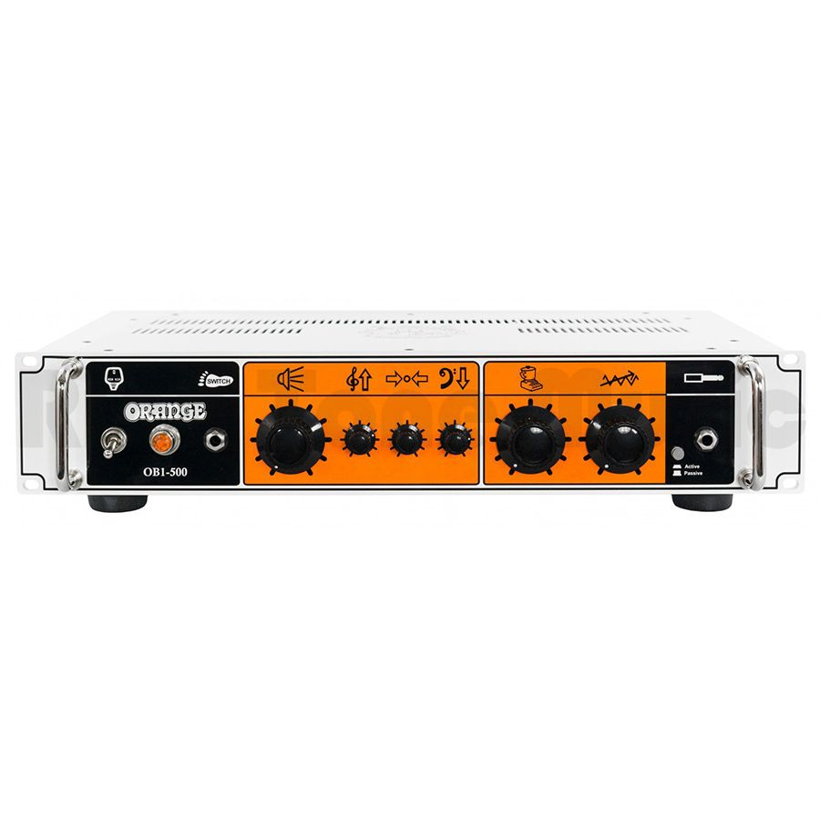 Orange OB1-500  Solid State Rack Head