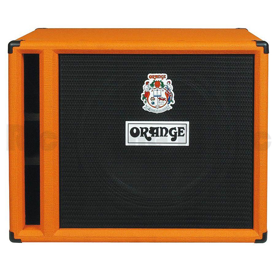 orange obc115 1x15 bass speaker cabinet rich tone music. Black Bedroom Furniture Sets. Home Design Ideas