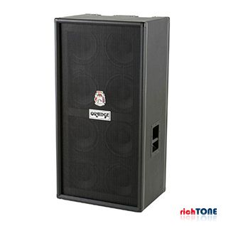 Orange OBC810 1200 Watts 8x10 Cabinet - Black