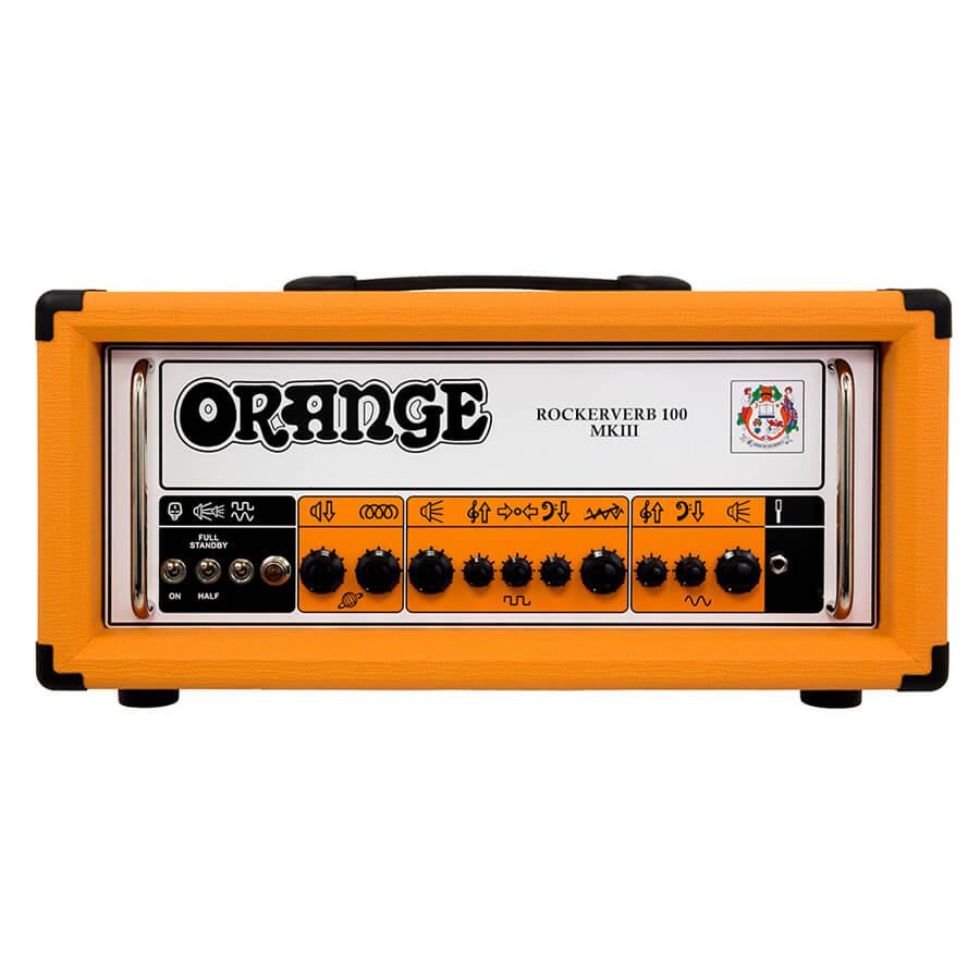 Orange Rockerverb MKIII 100 Watt Head