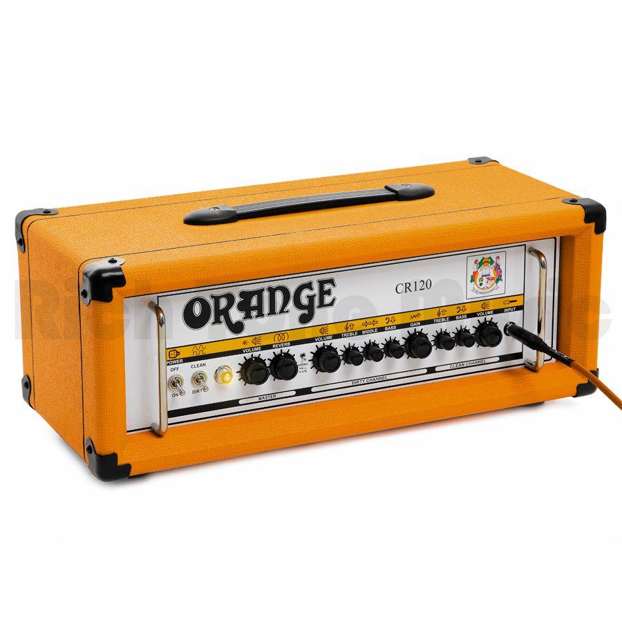 Orange Crush Pro CR120H Guitar Amplifier Head
