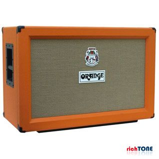 Orange PPC212 2x12 120 Watt Speaker Cabinet - Closed Back