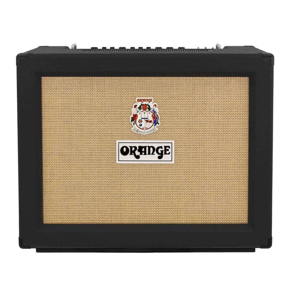 Orange Rockerverb 50 MkIII Combo Amp - Black