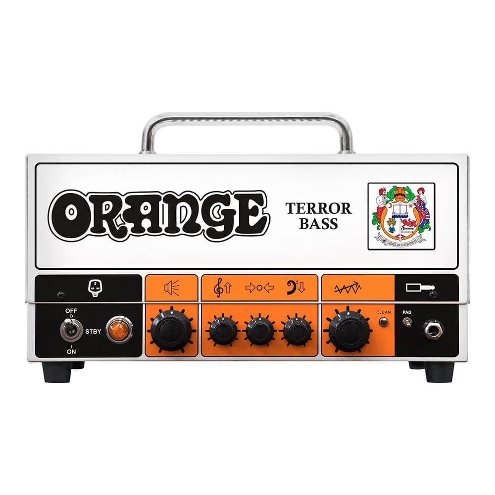 Orange Terror Bass Amp Head