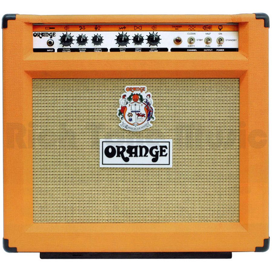 Orange TH30C Watt Twin Channel Guitar Combo with 1 x 12 inch speaker