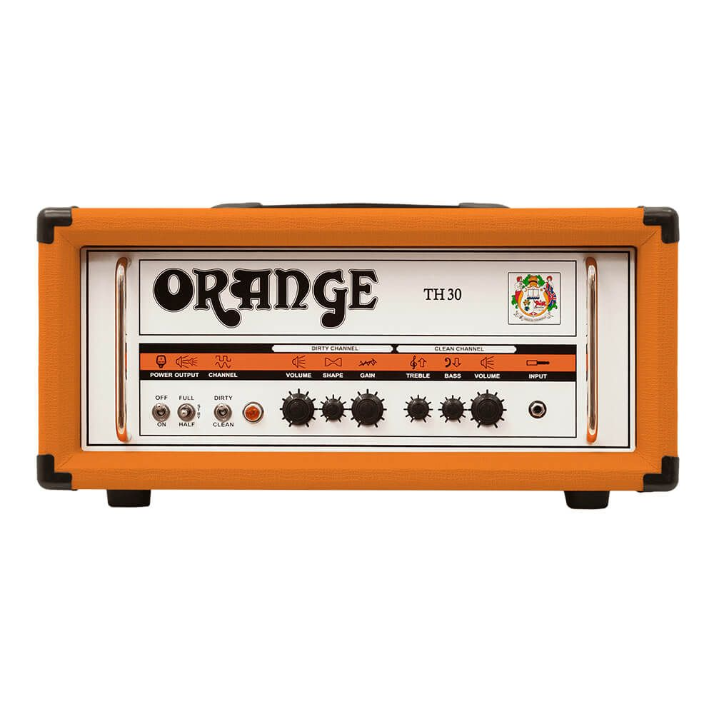 Orange TH30H Thunder 30 Watt Guitar Amplifier Head