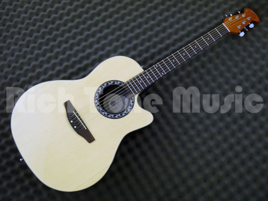 Applause by Ovation Balladeer Mid-Depth AB24-4 - Natural
