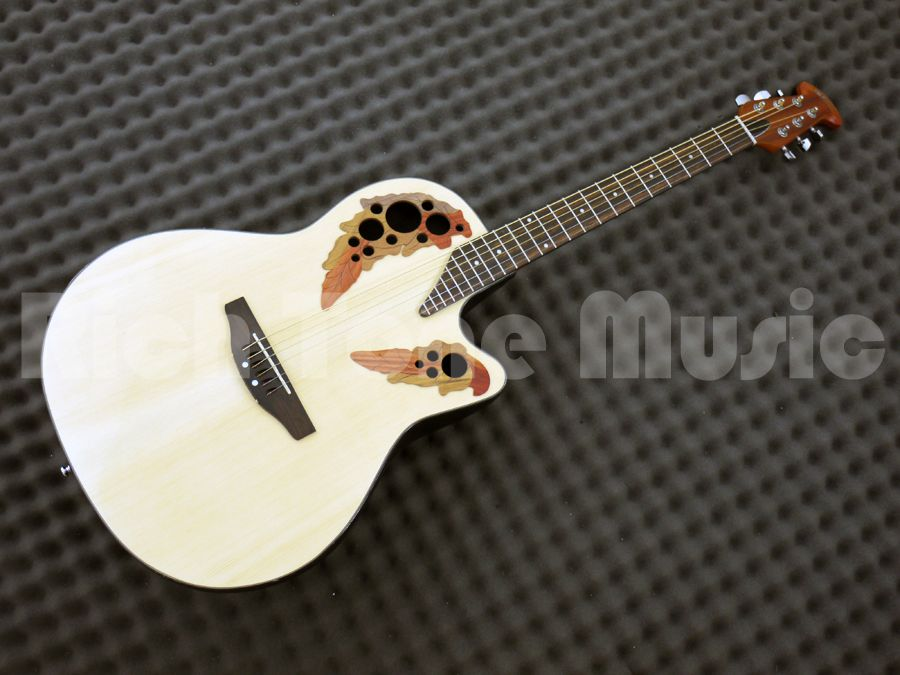 Applause by Ovation Elite Mid Depth AE44-4 - Natural