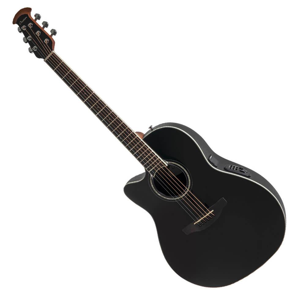 Ovation Celebrity Standard LH CS24L-5G Mid Depth - Black