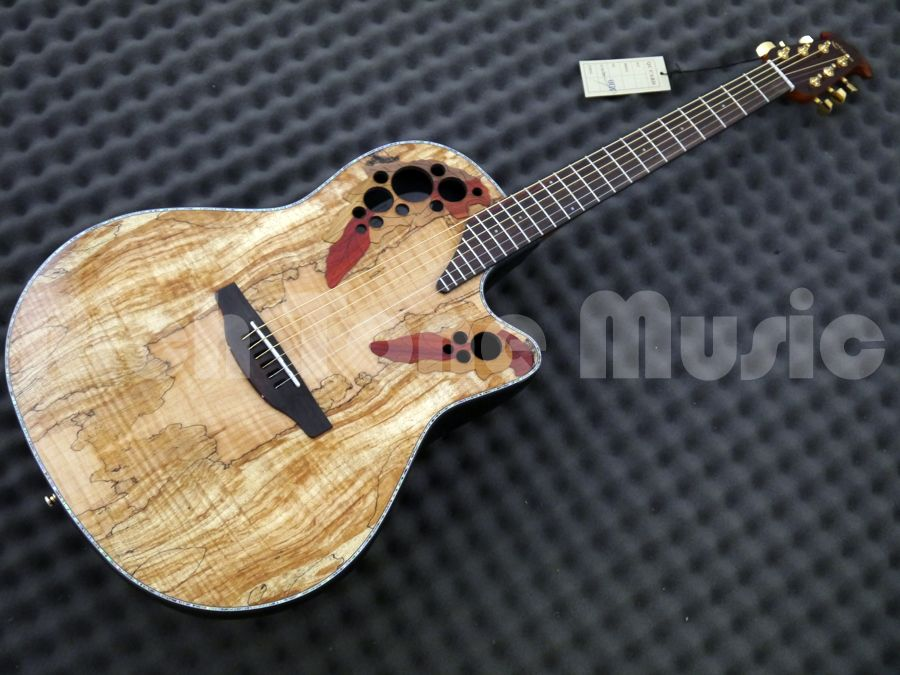 Used Ovation in Acoustic Guitars | Reverb