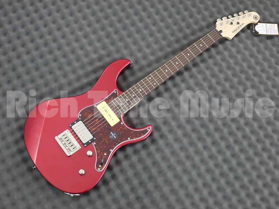 yamaha pacifica 311h electric guitar red metallic rich. Black Bedroom Furniture Sets. Home Design Ideas