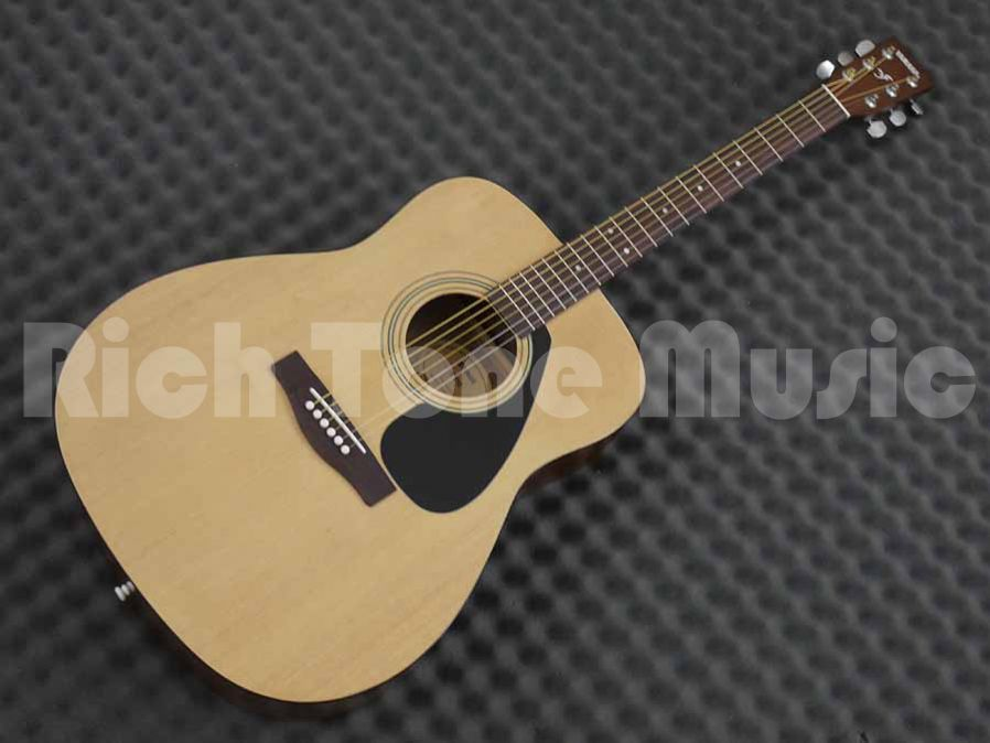 7ee972a94fa Yamaha F310 Acoustic Guitar - Natural | Rich Tone Music