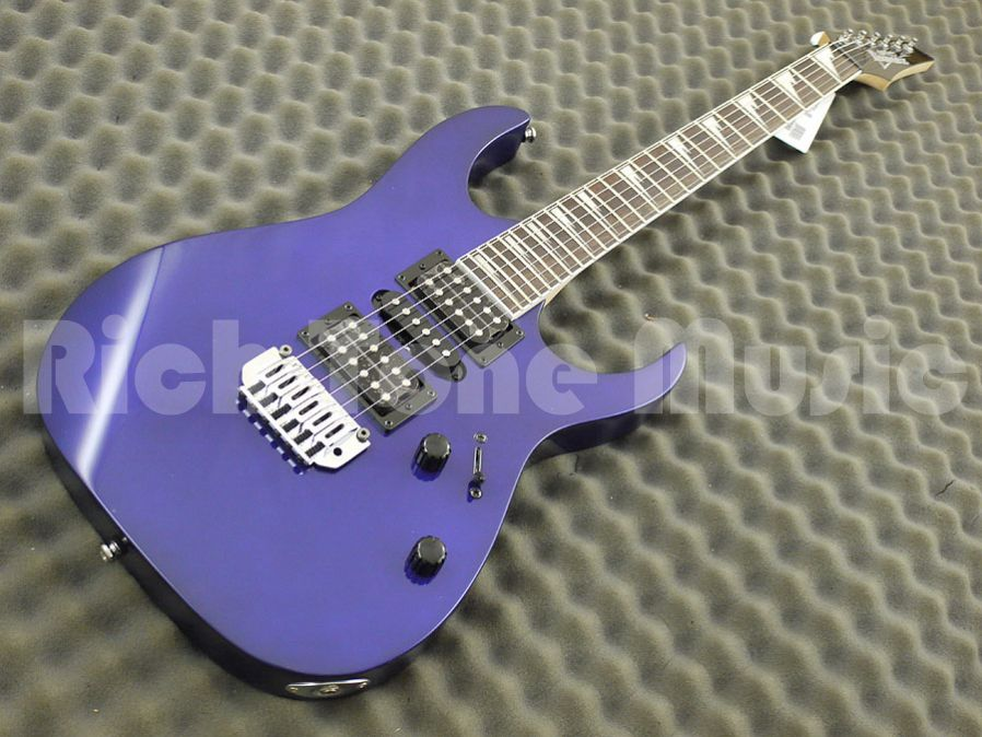 Ibanez GRG170DX Electric Guitar - Jewel Blue