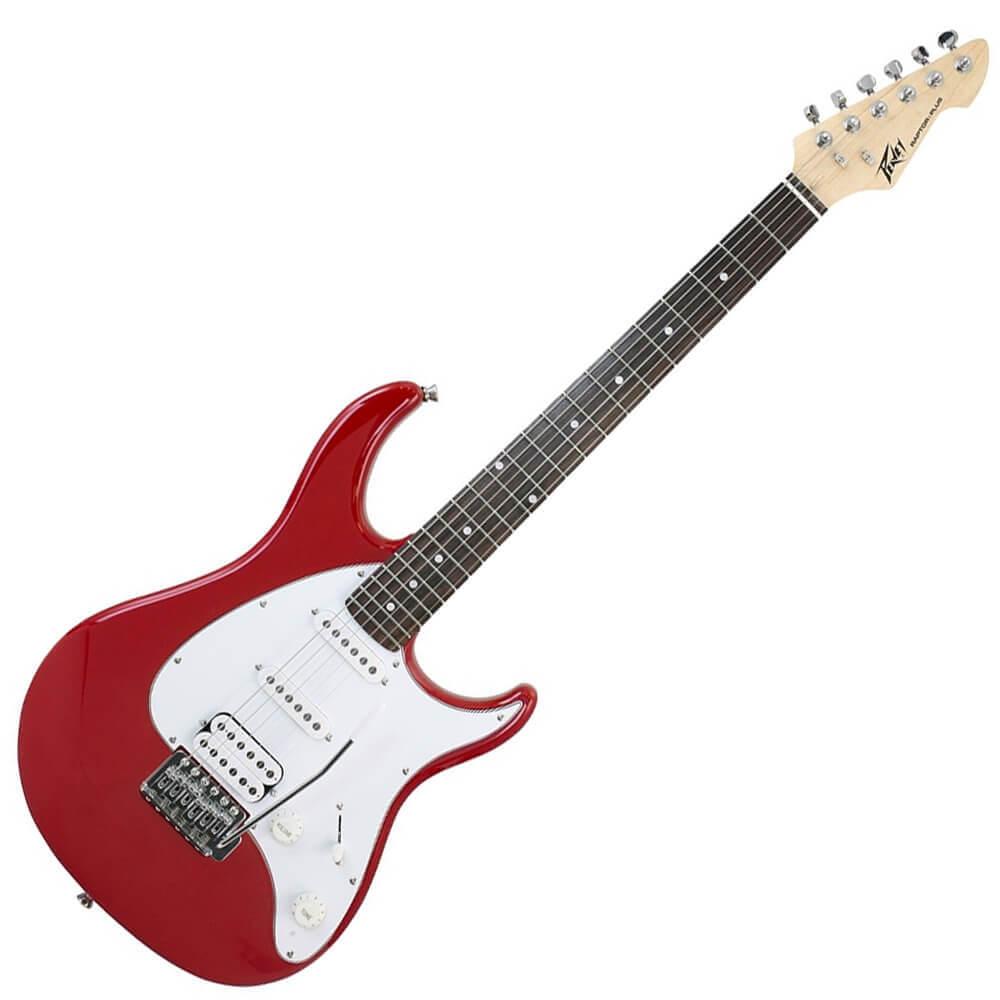 Peavey Raptor Plus Electric Guitar - Red