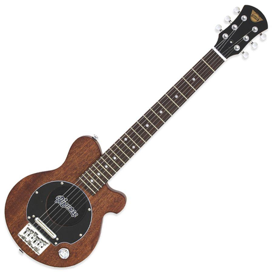 Pignose PGG-200MH Mini Guitar w/ Built-in Amp - Natural