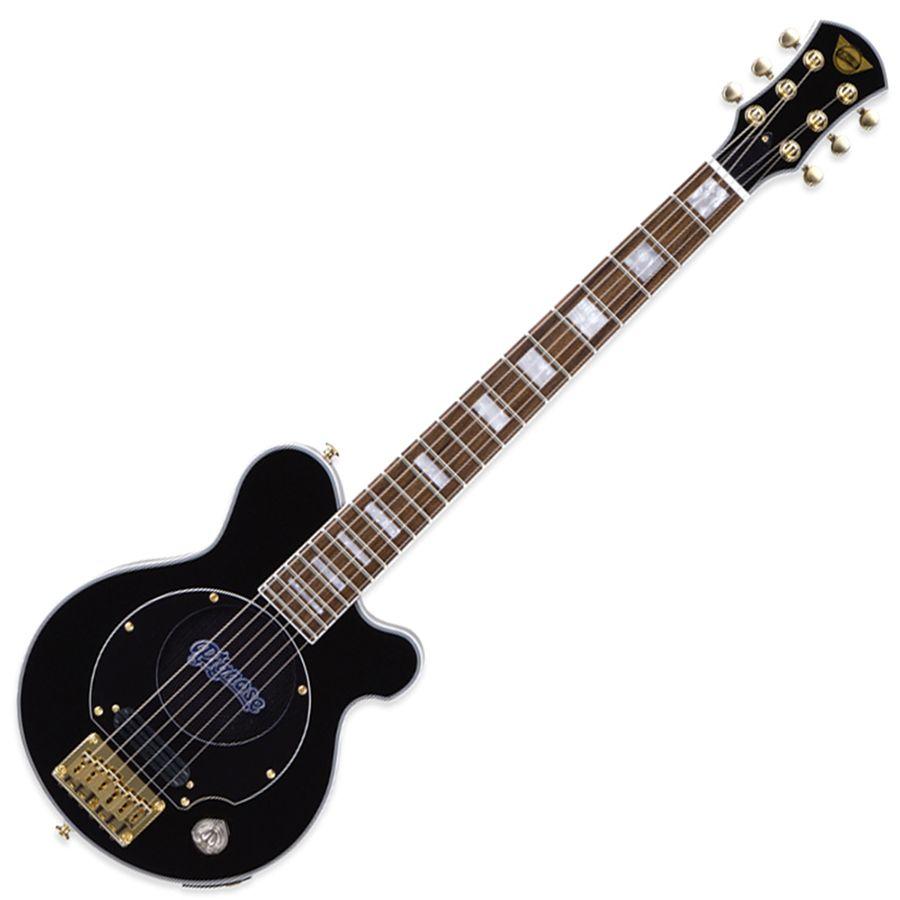 Pignose PGG-259 Mini Guitar w/ Built-in Amp - Black